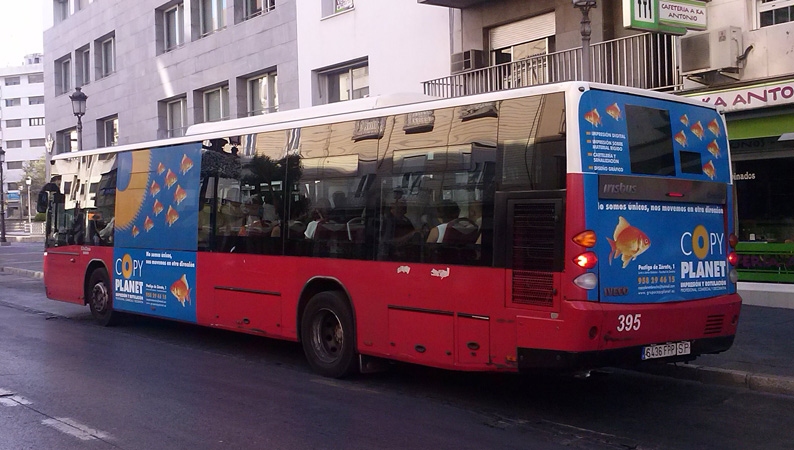 Bus Copyplanet
